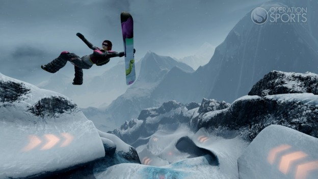 SSX Screenshot #63 for Xbox 360