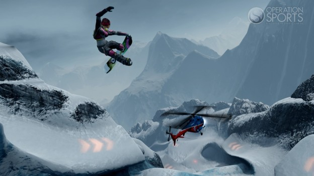 SSX Screenshot #64 for Xbox 360
