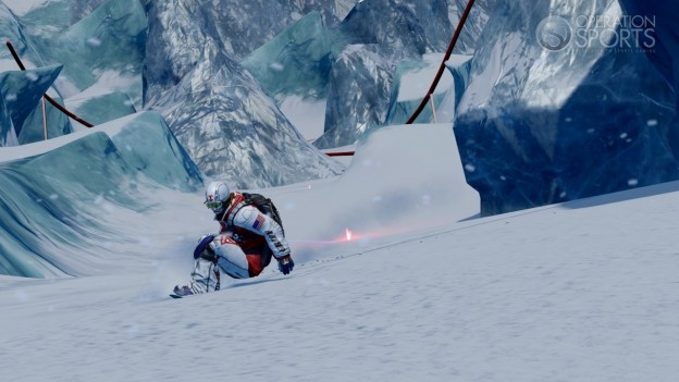 SSX Screenshot #2 for PS3