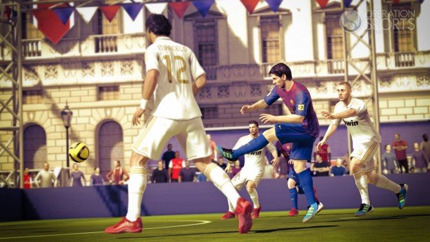 EA Sports FIFA Street Screenshot #20 for Xbox 360