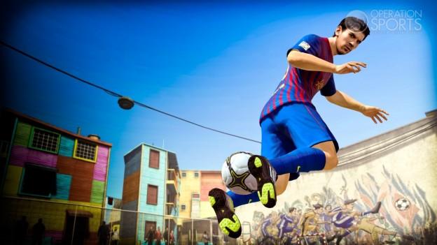 EA Sports FIFA Street Screenshot #21 for Xbox 360