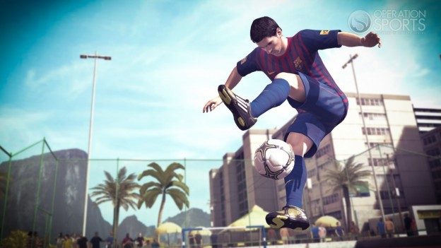 EA Sports FIFA Street Screenshot #22 for Xbox 360