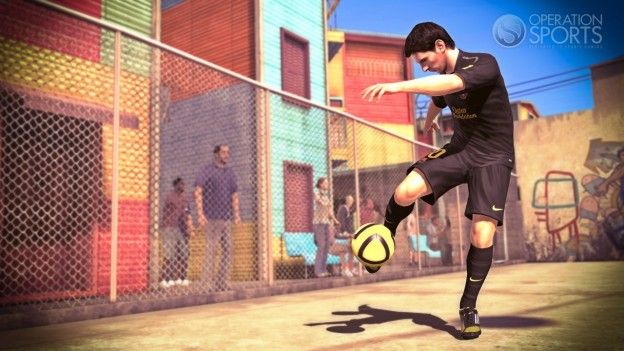 EA Sports FIFA Street Screenshot #24 for Xbox 360