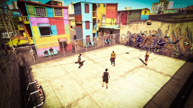 EA Sports FIFA Street Screenshot #21 for PS3