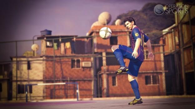 EA Sports FIFA Street Screenshot #25 for PS3