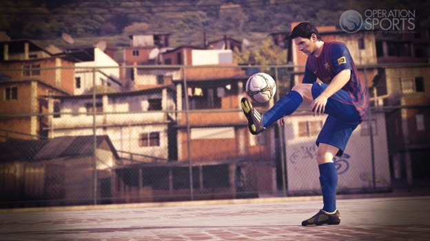 EA Sports FIFA Street Screenshot #27 for PS3