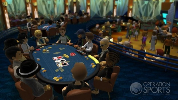 Full House Poker Screenshot #3 for Xbox 360