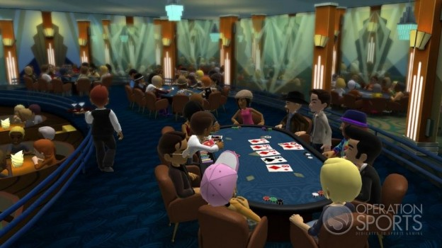 Full House Poker Screenshot #4 for Xbox 360