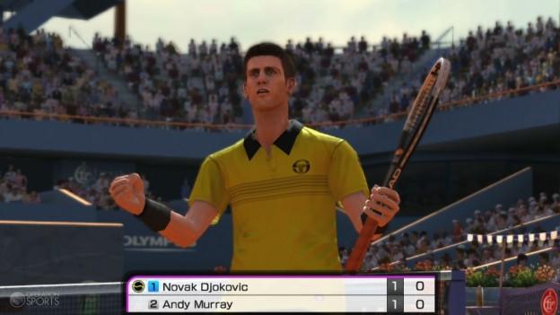 Virtua Tennis 4 Screenshot #4 for PS Vita