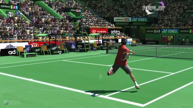 Virtua Tennis 4 Screenshot #5 for PS Vita