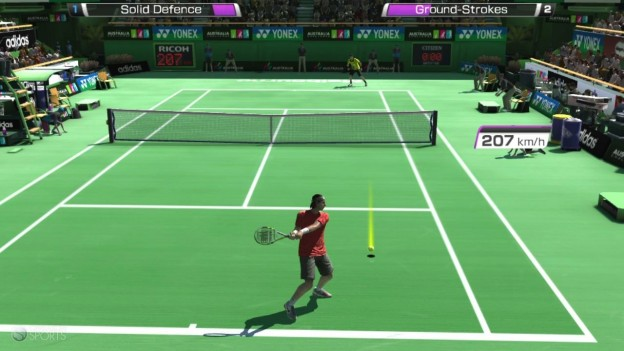 Virtua Tennis 4 Screenshot #6 for PS Vita
