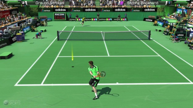 Virtua Tennis 4 Screenshot #7 for PS Vita