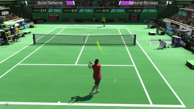 Virtua Tennis 4 Screenshot #8 for PS Vita
