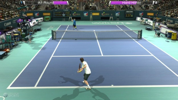Virtua Tennis 4 Screenshot #11 for PS Vita