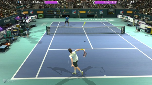 Virtua Tennis 4 Screenshot #12 for PS Vita