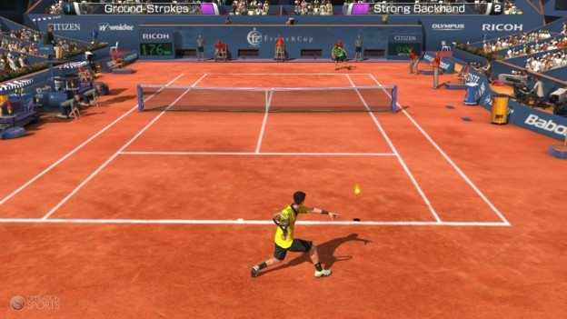 Virtua Tennis 4 Screenshot #13 for PS Vita