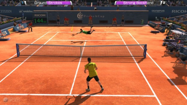 Virtua Tennis 4 Screenshot #15 for PS Vita