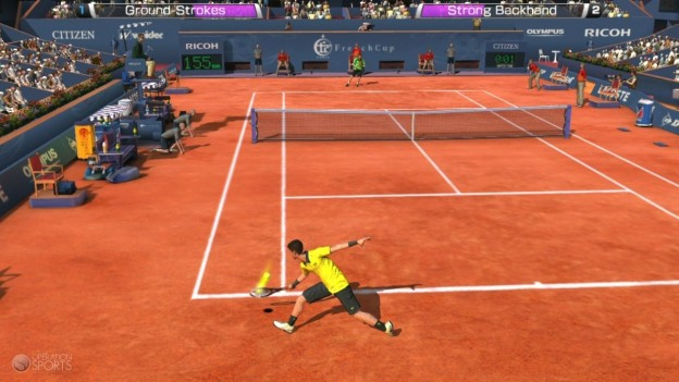 Virtua Tennis 4 Screenshot #17 for PS Vita