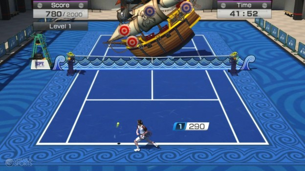 Virtua Tennis 4 Screenshot #22 for PS Vita