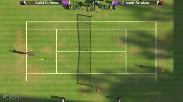 Virtua Tennis 4 Screenshot #24 for PS Vita