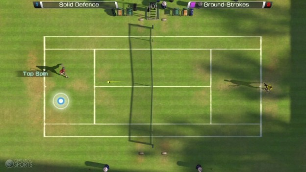 Virtua Tennis 4 Screenshot #25 for PS Vita