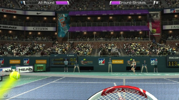 Virtua Tennis 4 Screenshot #26 for PS Vita