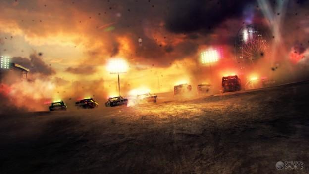 DiRT Showdown Screenshot #1 for Xbox 360