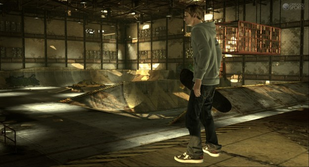 Tony Hawk's Pro Skater HD Screenshot #2 for Xbox 360