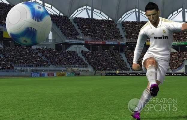 Pro Evolution Soccer 2012 Screenshot #2 for Wii