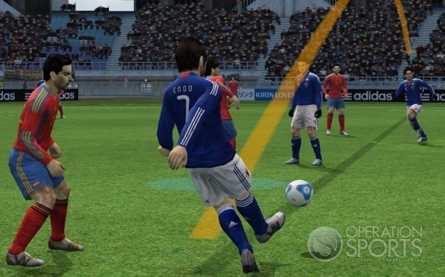 Pro Evolution Soccer 2012 Screenshot #4 for Wii