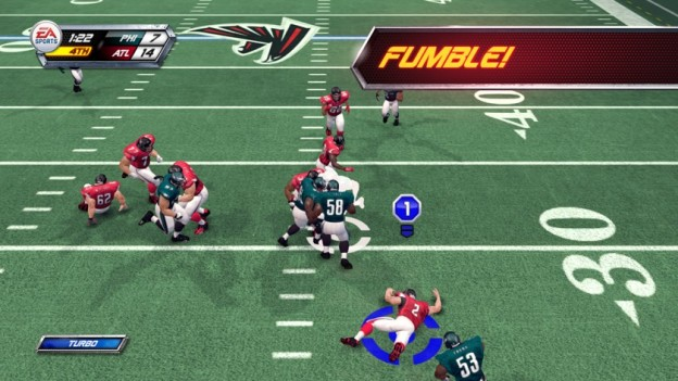 NFL Blitz Screenshot #17 for Xbox 360
