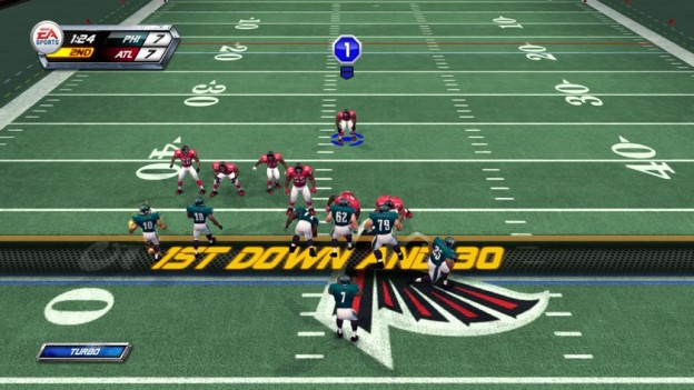 NFL Blitz Screenshot #18 for Xbox 360
