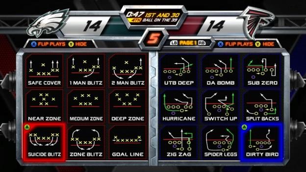 NFL Blitz Screenshot #19 for Xbox 360