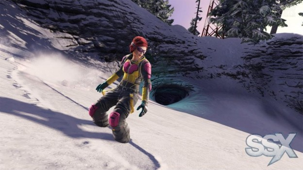 SSX Screenshot #80 for Xbox 360
