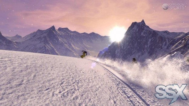 SSX Screenshot #81 for Xbox 360