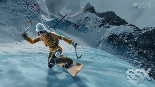 SSX Screenshot #83 for Xbox 360