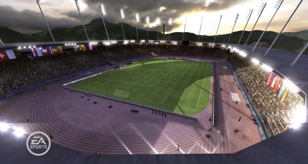 UEFA EURO 2008 Screenshot #6 for PS3