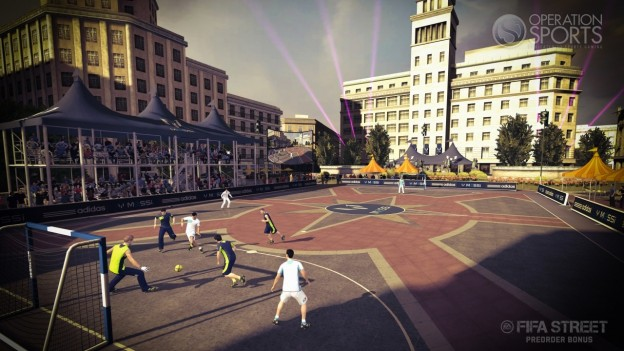 EA Sports FIFA Street Screenshot #28 for Xbox 360