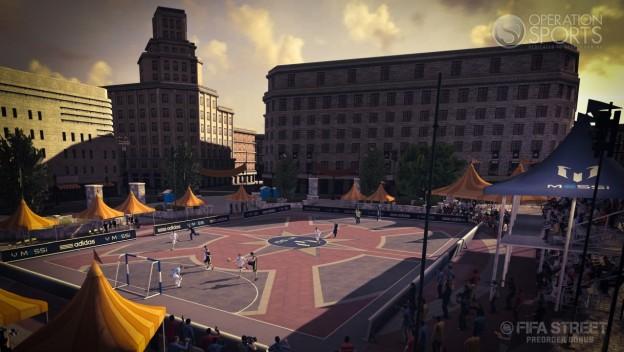EA Sports FIFA Street Screenshot #29 for Xbox 360