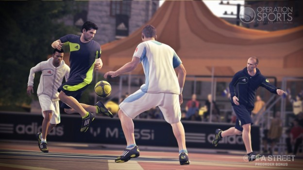 EA Sports FIFA Street Screenshot #33 for Xbox 360
