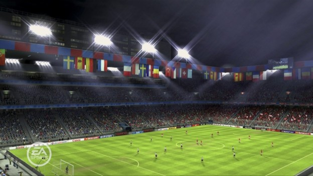 UEFA EURO 2008 Screenshot #7 for PS3