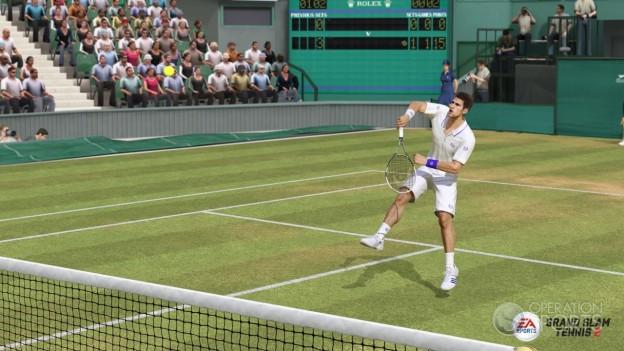 Grand Slam Tennis 2 Screenshot #10 for Xbox 360