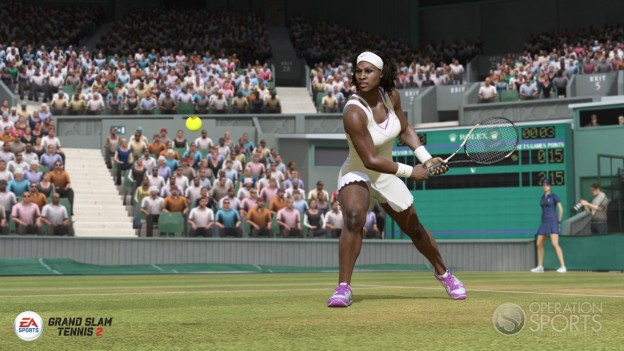 Grand Slam Tennis 2 Screenshot #11 for Xbox 360
