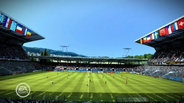 UEFA EURO 2008 Screenshot #8 for PS3