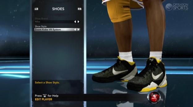 NBA 2K12 Screenshot #330 for Xbox 360