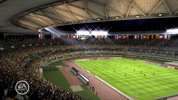 UEFA EURO 2008 Screenshot #1 for Xbox 360