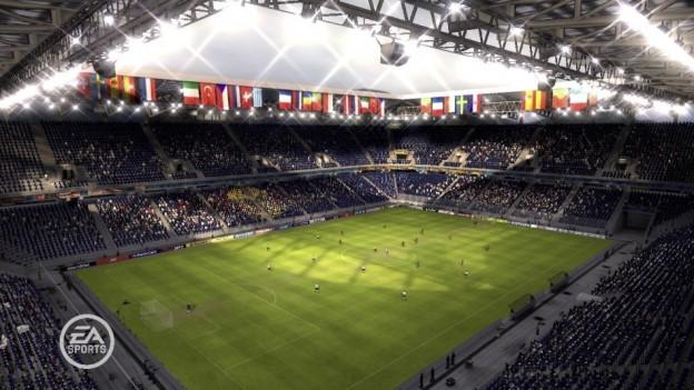 UEFA EURO 2008 Screenshot #2 for Xbox 360