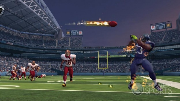 NFL Blitz Screenshot #28 for Xbox 360