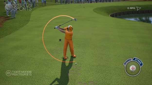 Tiger Woods PGA TOUR 13 Screenshot #4 for Xbox 360