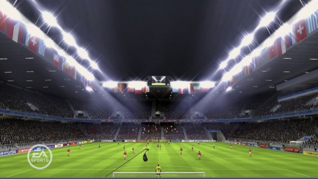 UEFA EURO 2008 Screenshot #3 for Xbox 360